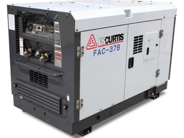 130 CFM Diesel Driven Air Compressor