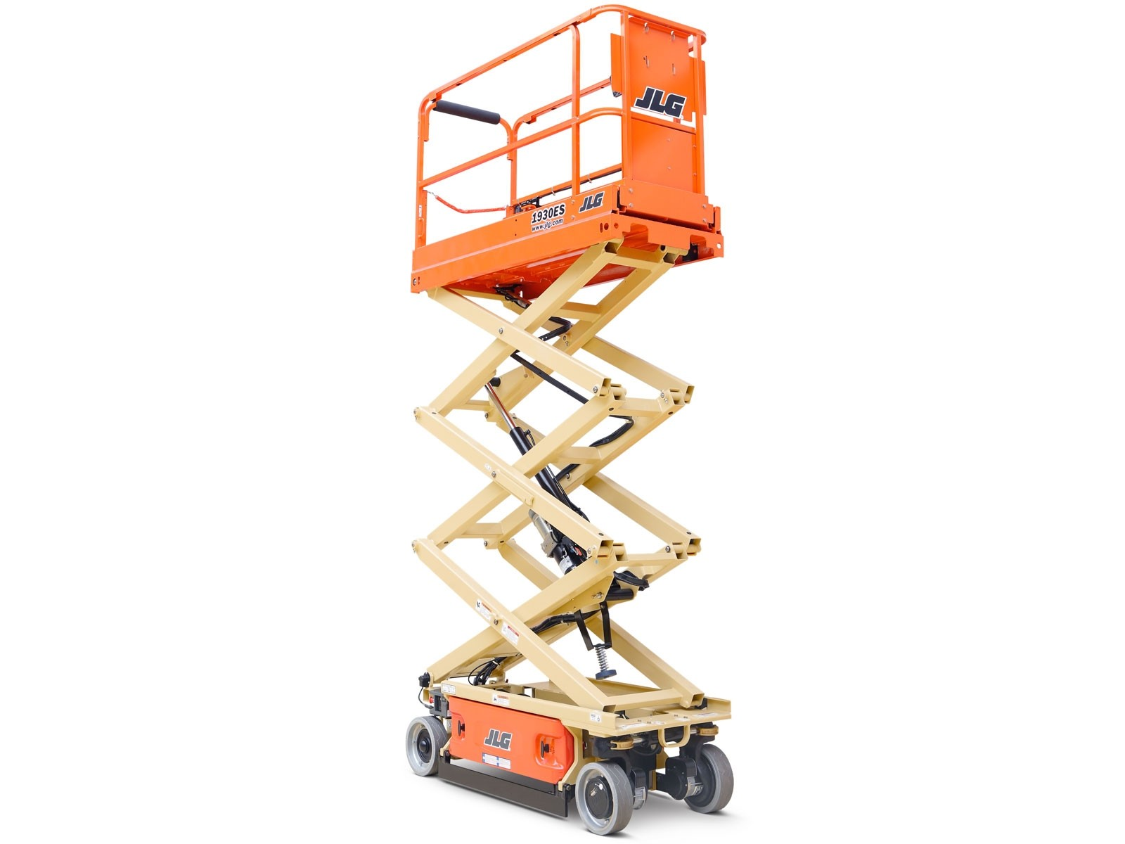 25FT / 7.72M Electric Scissor Lift