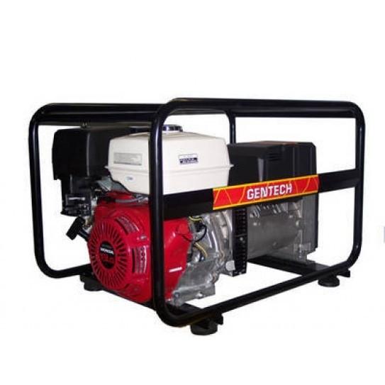 6 KVA Petrol Driven Generator