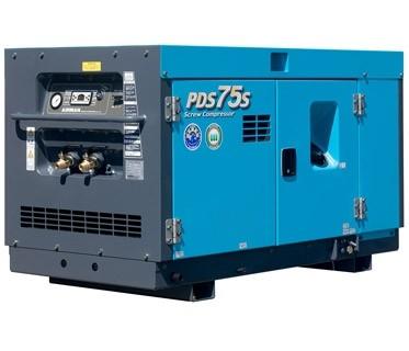 75 CFM Diesel Driven Air Compressor