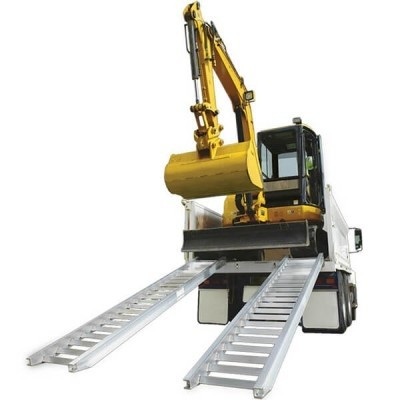 9T Loading Ramps – Aluminium