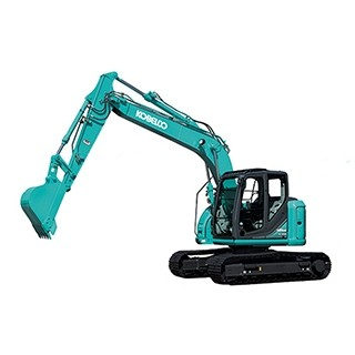 KOBELCO 13T Excavator (A/C CAB)