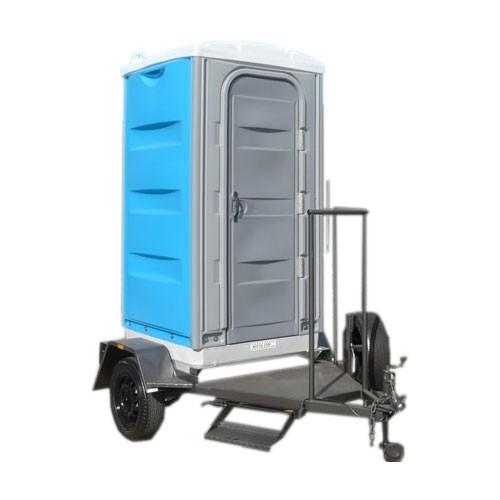 Portable Toilet - Trailer Mounted