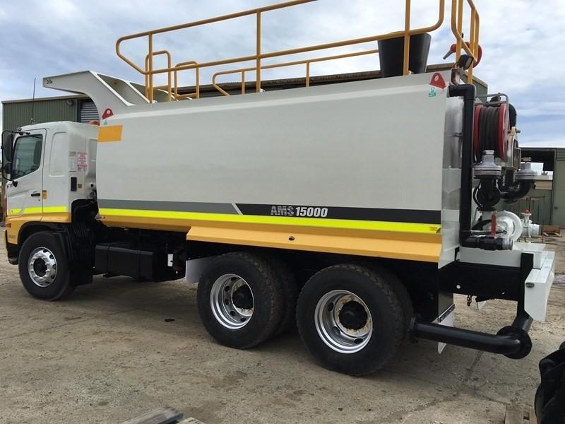 13000L Water Truck- Tandem Axle