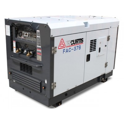 130 CFM Diesel Driven Air Compressor