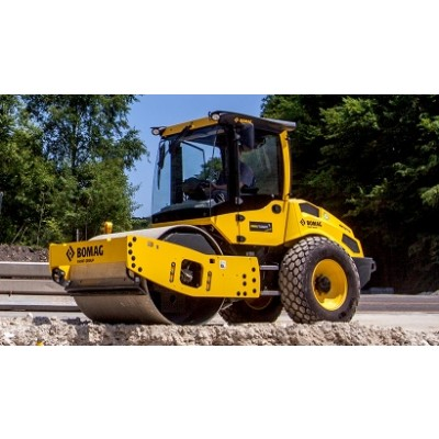 Bomag 13T BW211 Single Drum Smooth Roller