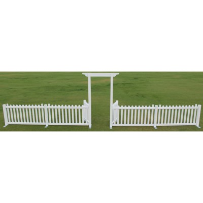 Show Panel Picket Fence
