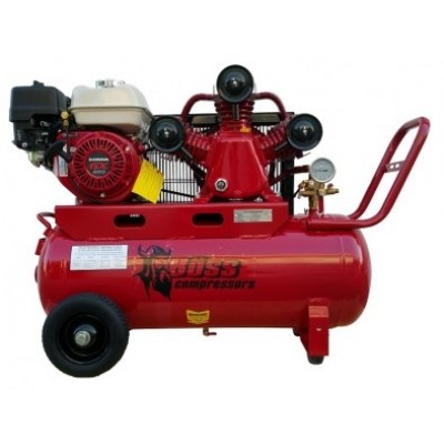 388 LPM Petrol Driven Air Compressor