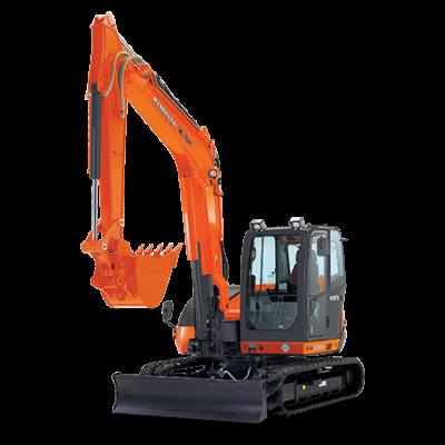 Kubota 8 Ton Midi Excavator