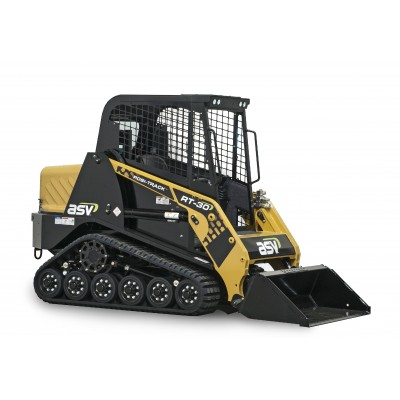 ASV Mini Track Loader